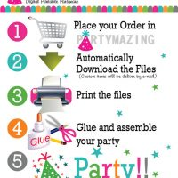 Plane Party Printable Water Bottle Wrappers, DIY Printable Labels, Red Plane Party Collection, Instant download D157