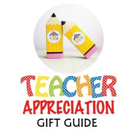 Teacher Appreciation Gift Guide