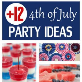 12 Amazing 4th of July Party Ideas for your BBQ Table
