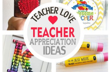 Easy Teacher Appreciation Gift Ideas