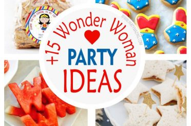15 Amazing Wonder Woman Party Ideas