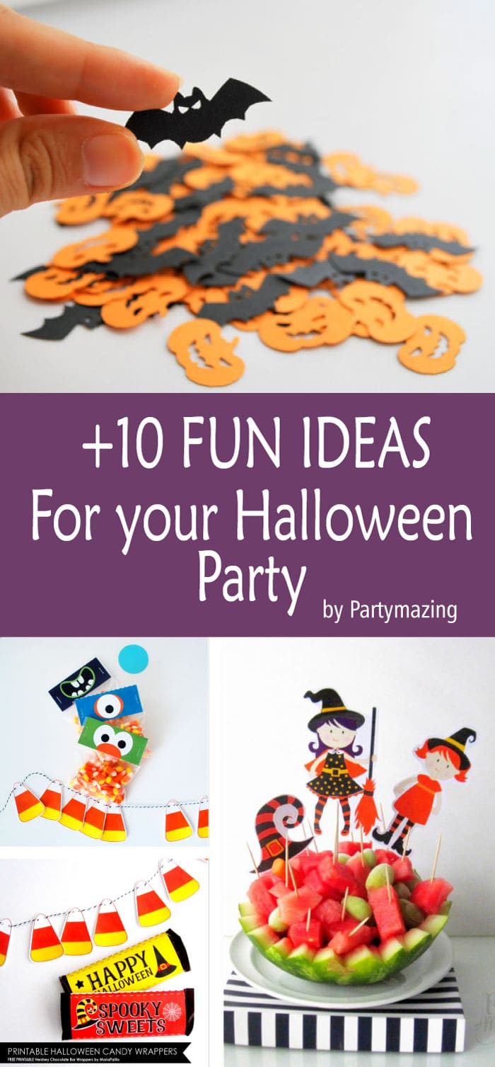 10 fun halloween party ideas for your party - partymazing