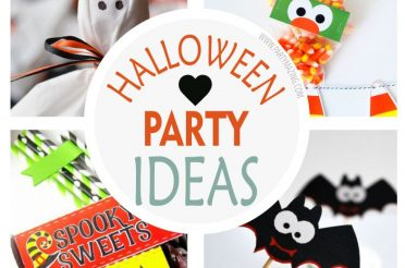 Over 10 Halloween Party Ideas for Kids