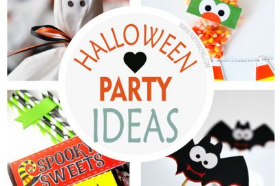 +10 Fun Halloween Party Ideas for your Party