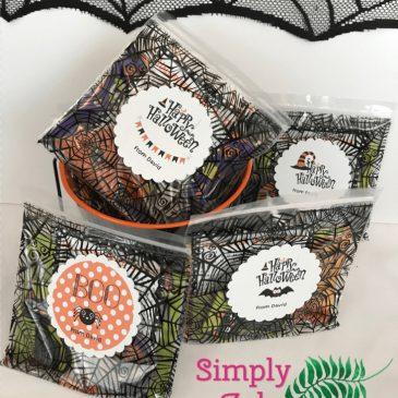 Free Printable Halloween Tags for your Halloween Bags