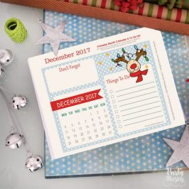 Free Printable Christmas Calendar To-do List