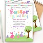 E448 EASTER HUNT PARTY INVITATION V2_COLLECTION – Copy