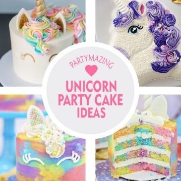 12 Unicorn Party Cake Ideas – DIY CAKE
