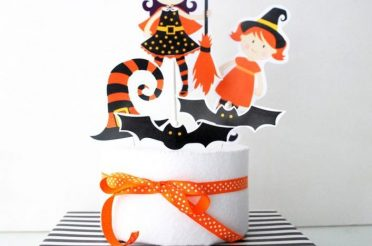 Little Witches Party & Halloween Ideas