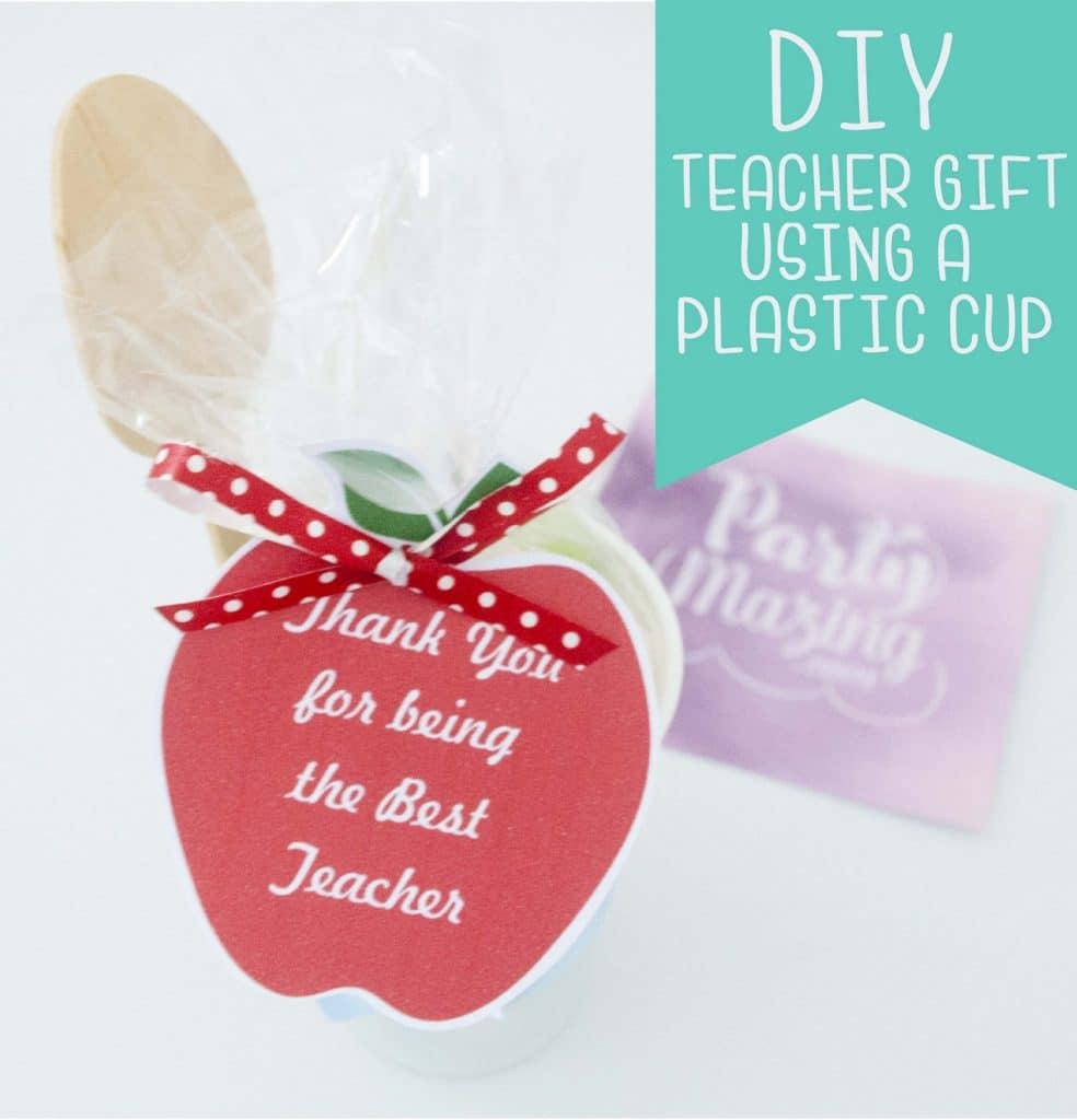 diy teacher gift cover image