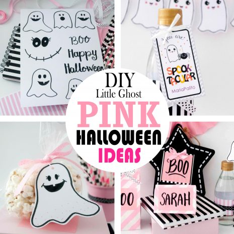 PINK HALLOWEEN by Partymazing cover-08