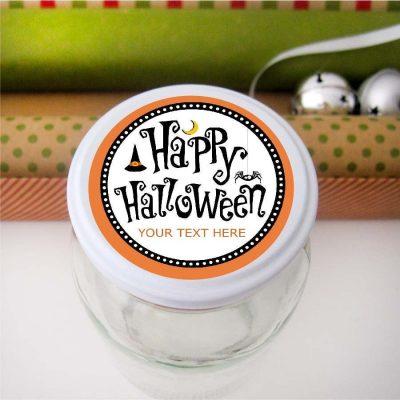 Editable Happy Halloween Favor Tags| Printable Gift Labels | PK20 | E201