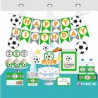 Printable Sport pack,  Soccer Party Set | Futbol Soccer Birthday Party | Express Sport Birthday Party Package | Boy Sport Set | HBSC1 | E017