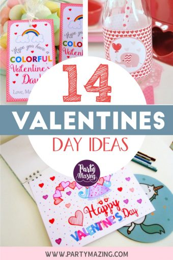 14 Amazing Valentines Day Crafts and Printable Ideas