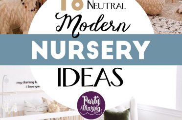 18 Neutral Modern Nursery Ideas for your Baby Room
