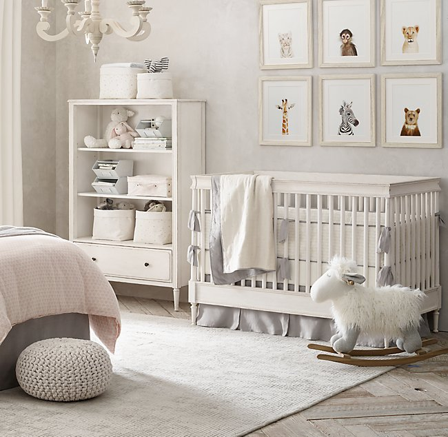 +10 Neutral Modern Nursery Ideas for your Baby Room - Soft Colors, Nursery Ideas and more for the baby room.