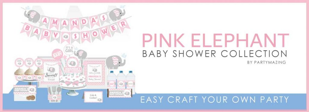Planning your baby shower? Check this collection