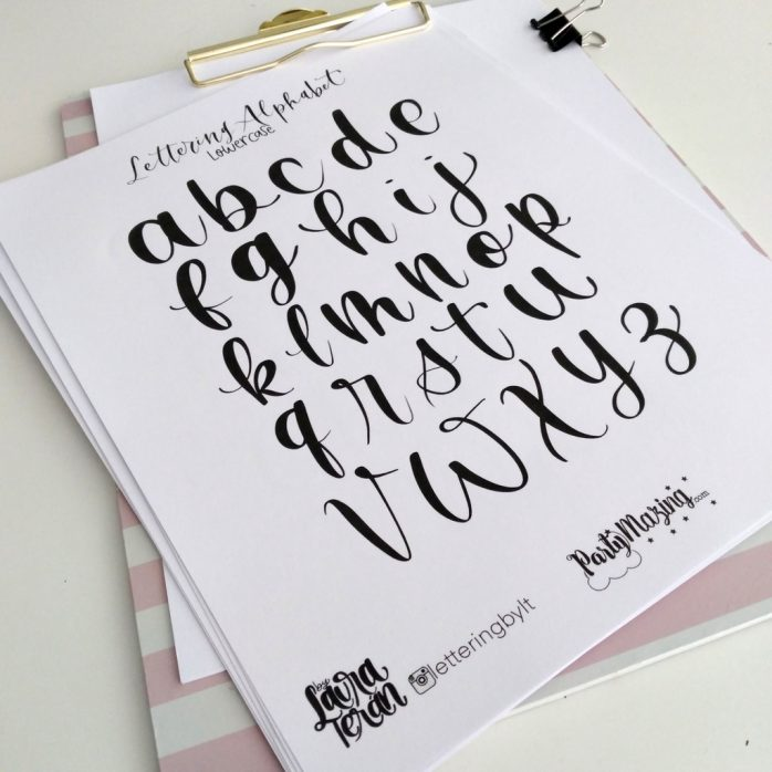 Lettering-Practice-Sheet-and-brush-lettering-tips-4