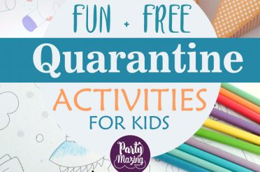 +7 Quarantine Activities for Kids during Covid19
