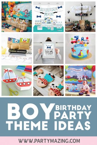 9 Kids Birthday Theme Ideas 2020