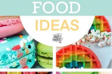 Rainbow Food ideas for your party