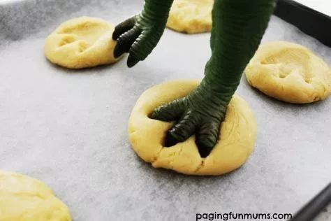 Dino Cookies, Time for a new idea for your drive by birthday parade for your kids. Here I bring you some Dino Drive-By Birthday Parade Ideas