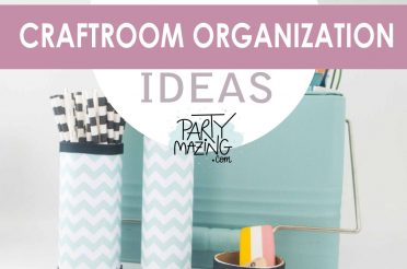 12 Easy Craftroom Organization Ideas
