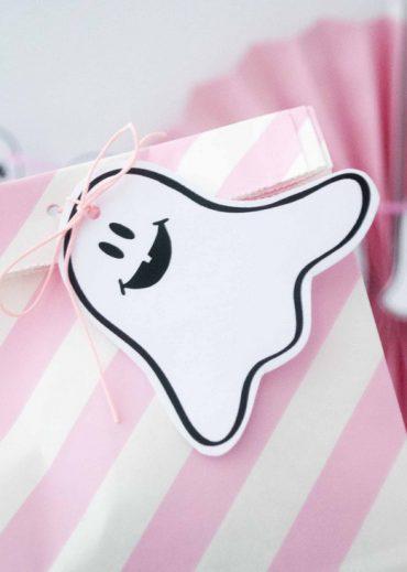 8 Cute and Easy Halloween Treat Bags Ideas